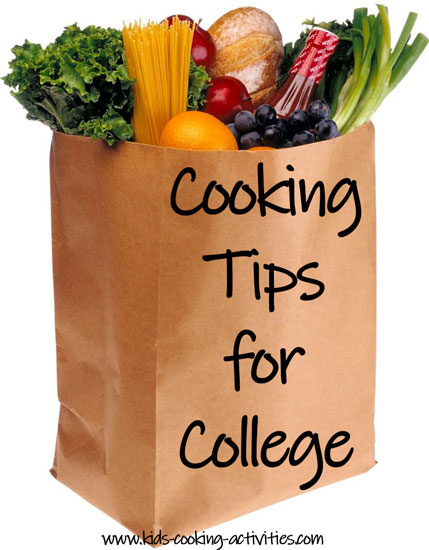 college cooking tips
