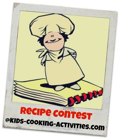 kids cooking recipe contest