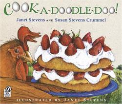 cook a doodle doo book