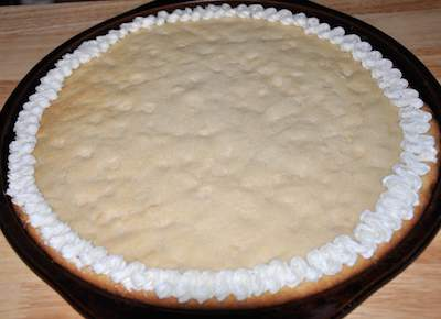 cookie cake border