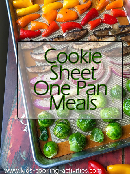 cookie sheet one pan recipes