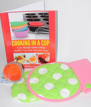 cooking in a cup kids cooking kit