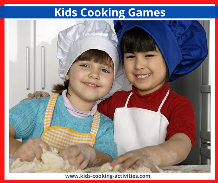 cooking party games