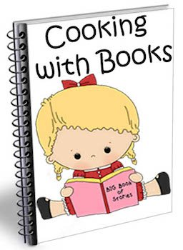 cooking with books cover