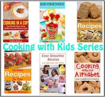 cooking with kids series
