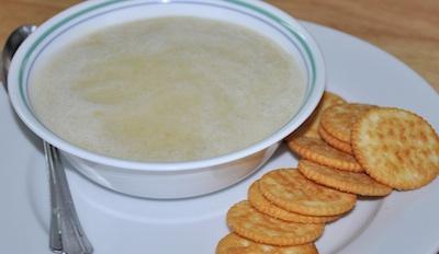 cream potato soup