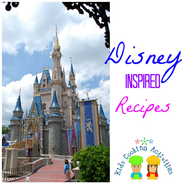 disney recipes