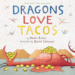 dragon loves tacos