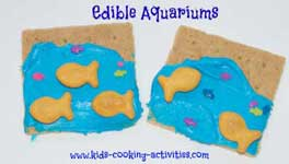 aquarium edible