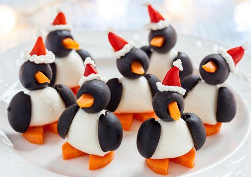 boiled egg penguins
