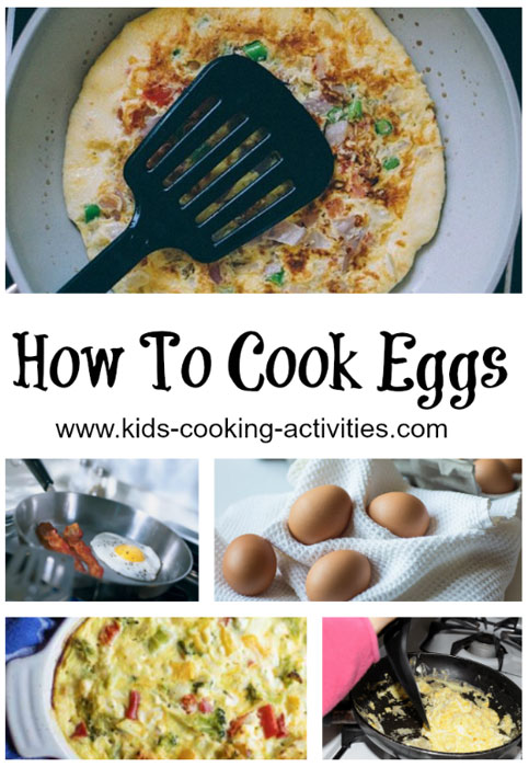 eggs how to