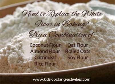 flour substitions