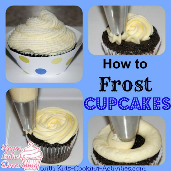 frosting tutorial