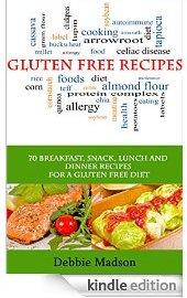 gluten free kindle book