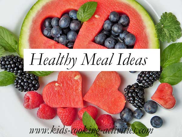 healthy meal ideas