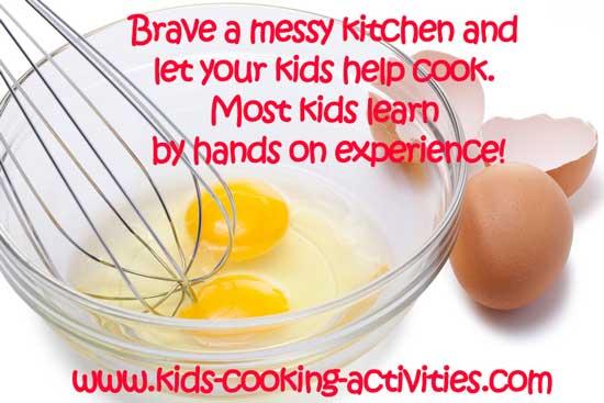 brave messy kitchen