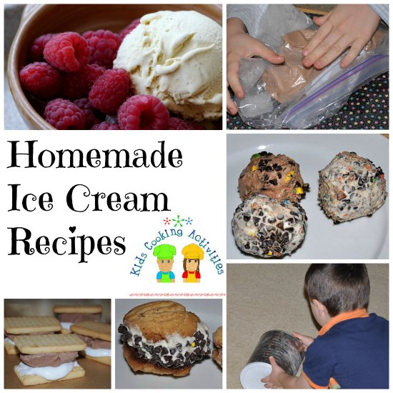 Homemade Easy Ice Cream Recipes