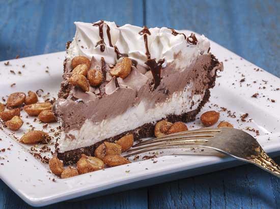 ice cream pie cake