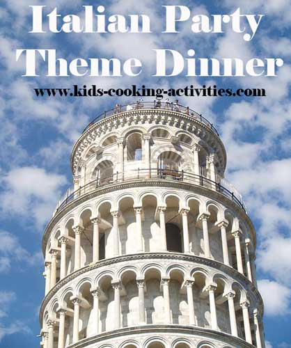 Italy cooking ideas