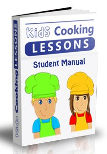 kids cooking lessons ebook