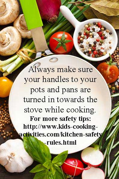 kitchen safety picture