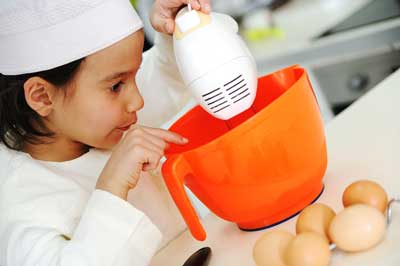 little chef mixing bowl