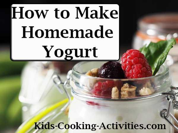 making homemade