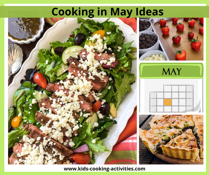 may cooking activities