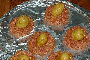 meatloaf basket