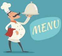 menu waiter