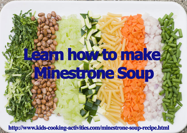 minestrone soup how to