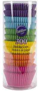 Muffin Cupcake Liners colors