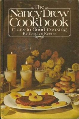 nancy drew cookbook