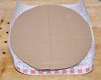 cupcake tree circle covering