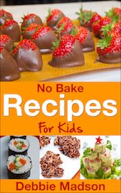 no bake cookbook