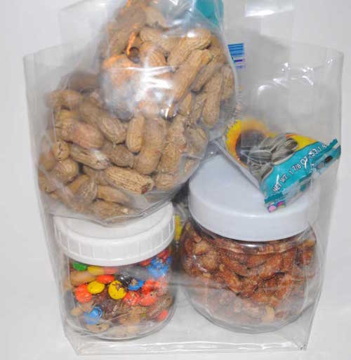 nut gift basket