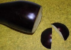 flippers eggplant