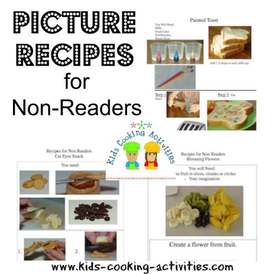 non reader recipe s