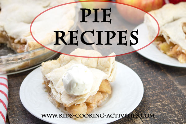 pie recipe collection recipes