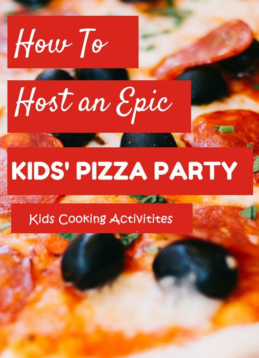 pizza party kids party