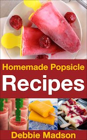 popsicle cookbook