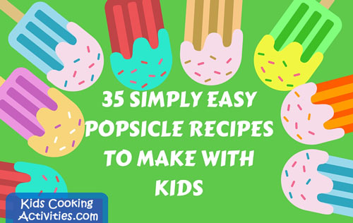 35 simple easy popsicle recipes
