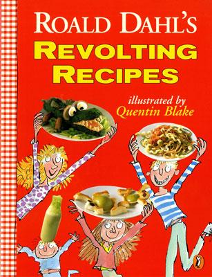 roald dahl revolting recipes