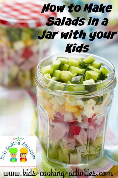 jar salad recipes