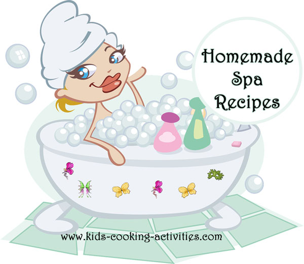 spa recipes