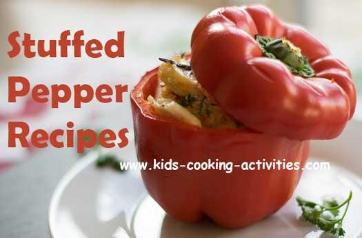stuffed pepers