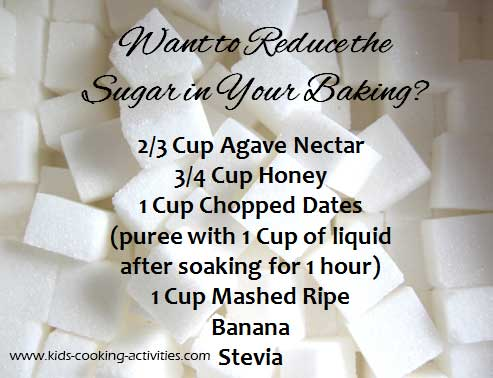 sugar substitions