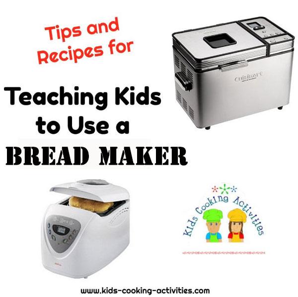 teaching kids appliances
