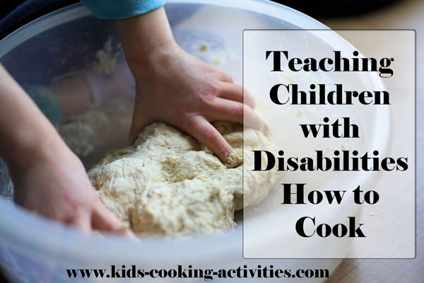 teaching cooking for disabilities