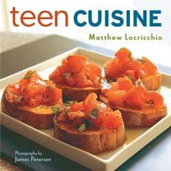 Teen cuisine cookbook